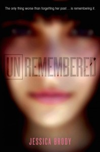 cover image of Unremembered by Jessica Brody